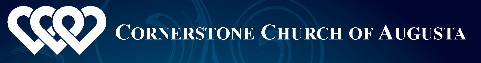 Cornerstone Augusta Banner