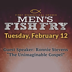 Men's Fish Fry