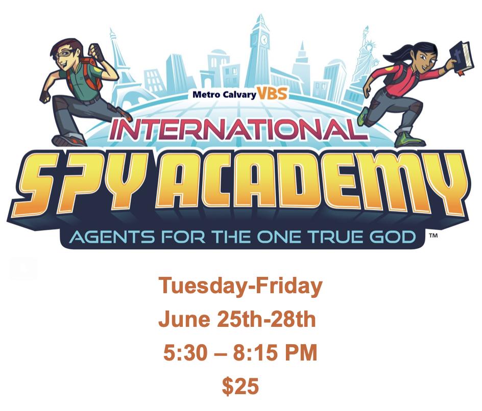 International Spy Academy